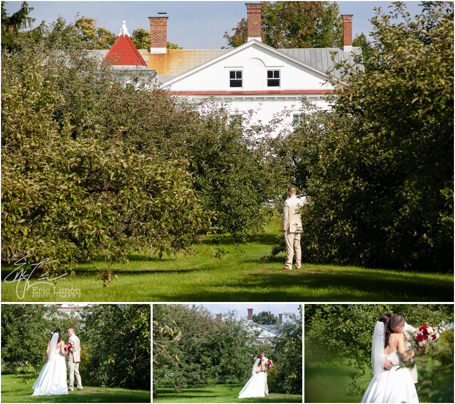 Fall Wedding in the Berkshires