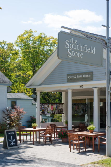 T  he Southfield Store/Old Inn on the Green