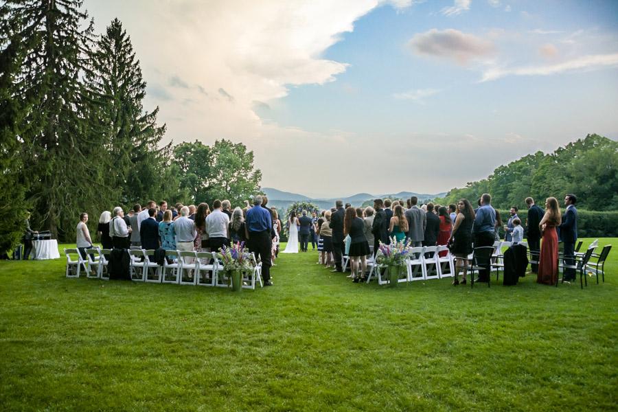 Tara Consolati is THE wedding planner in the Berkshires