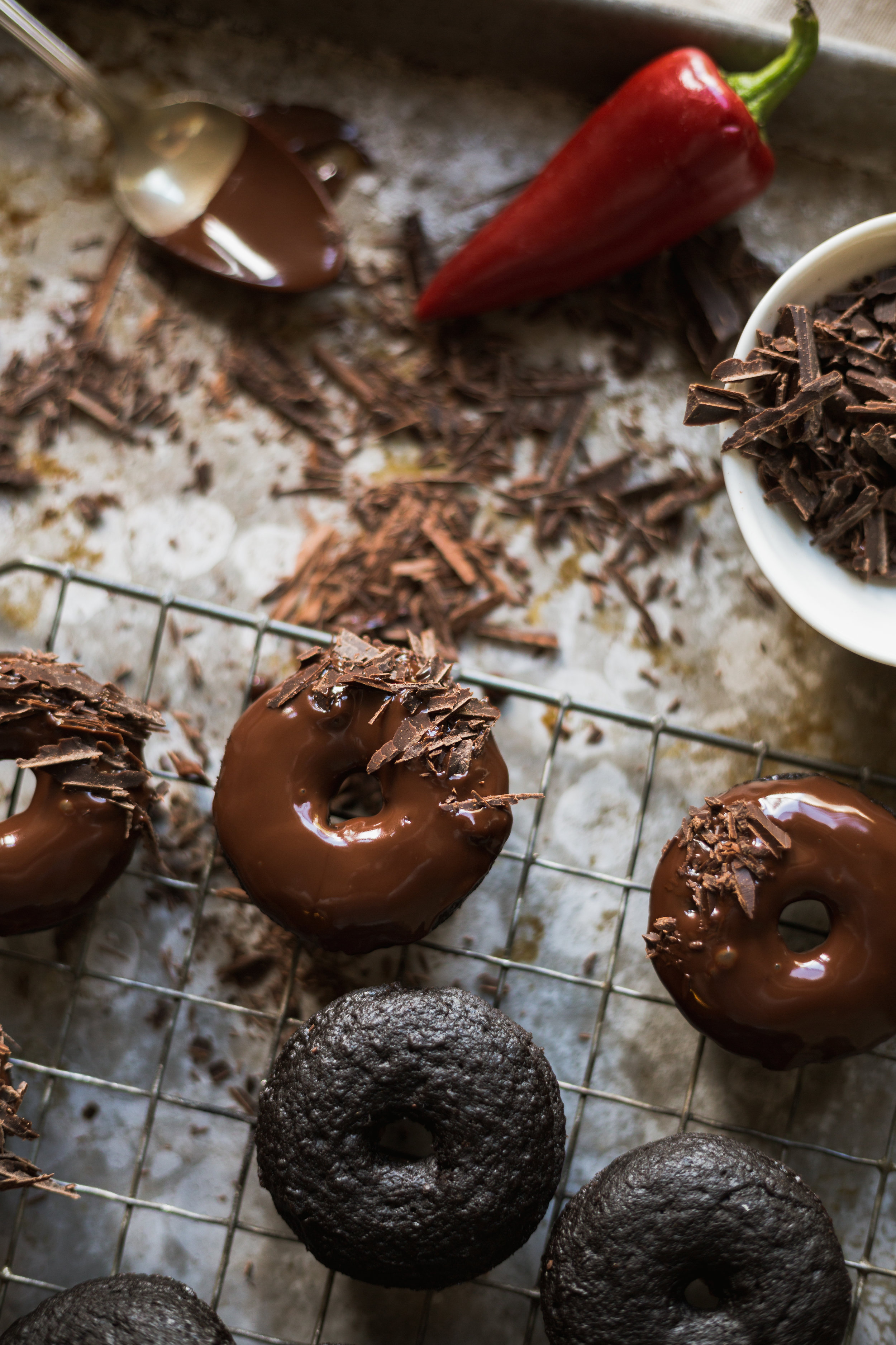 Chocolate Mini Donuts-4.jpg