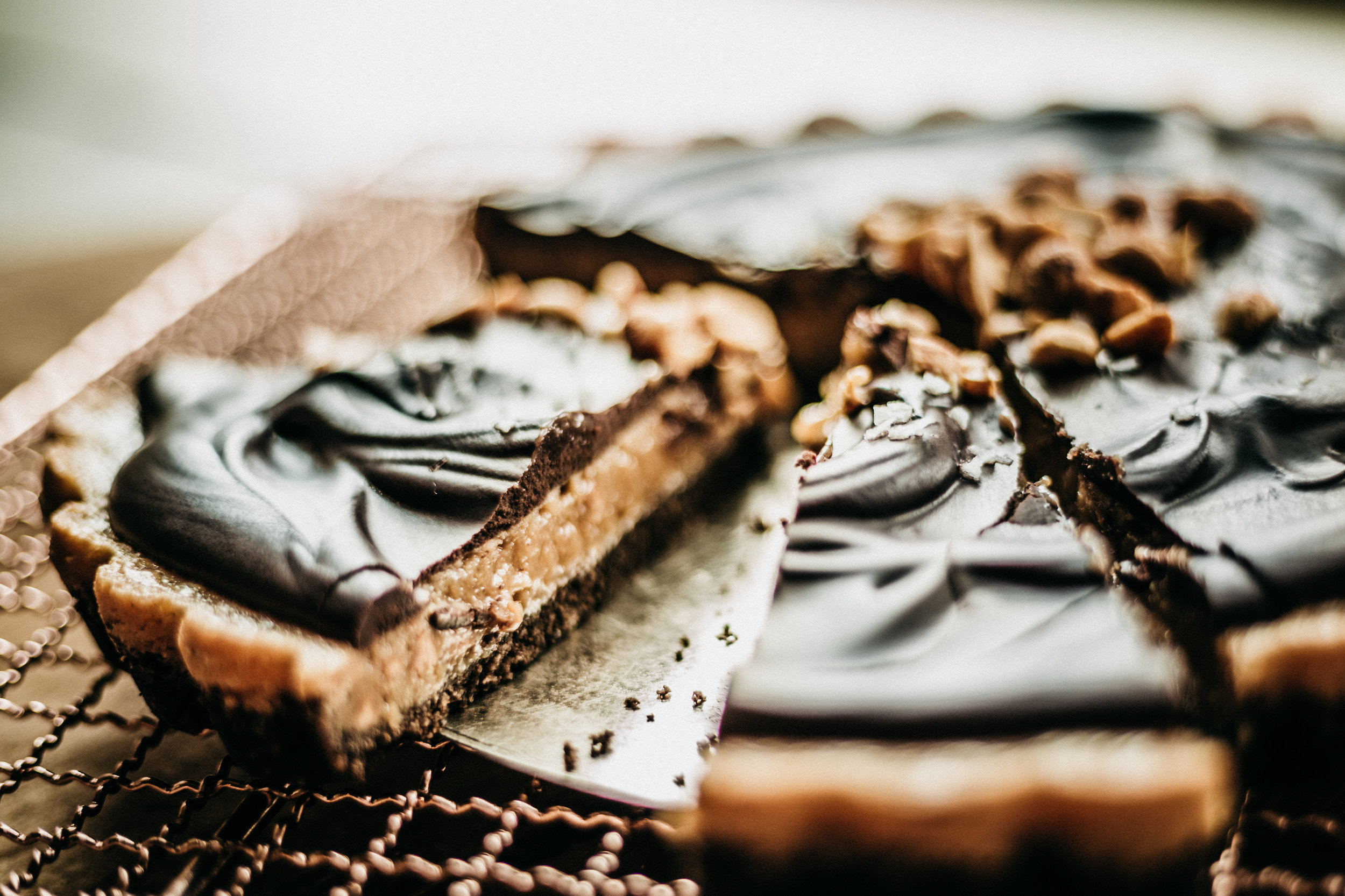 Salted Peanut Butter and Chocolate Tart-3.jpg