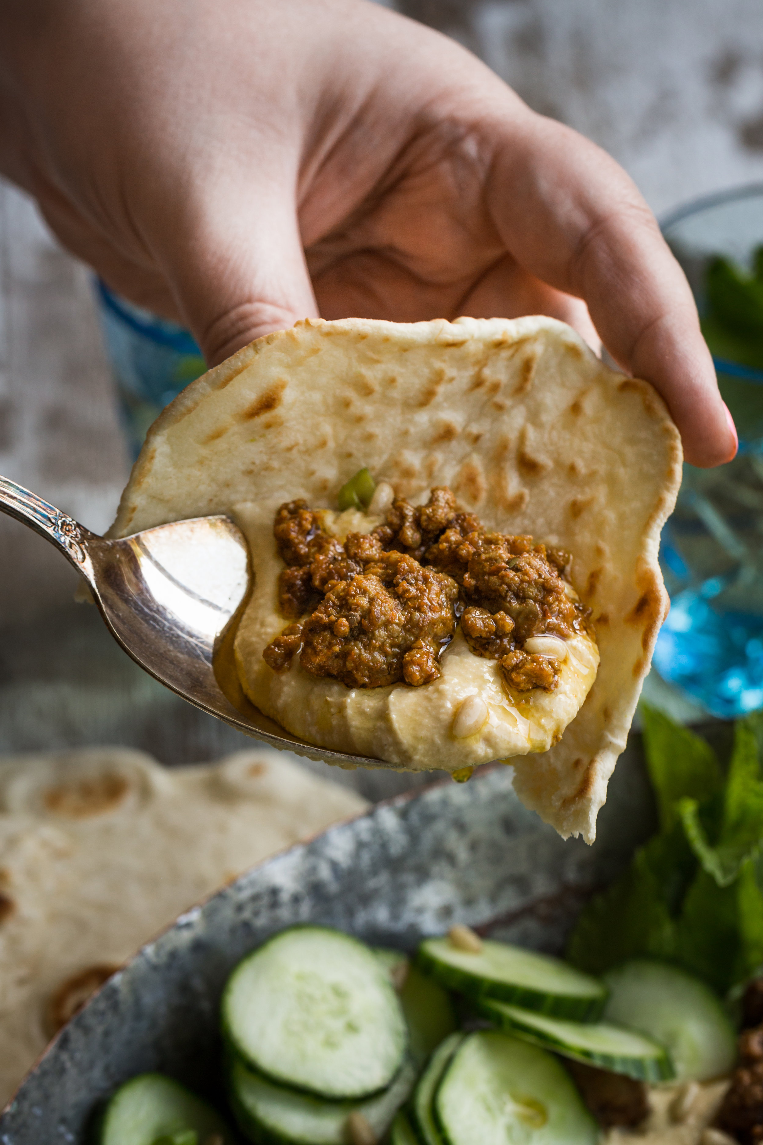 Spicy American Lamb and Hummus-7.jpg