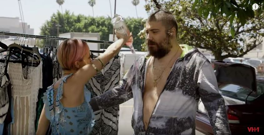 Candid Moments with The Fat Jew