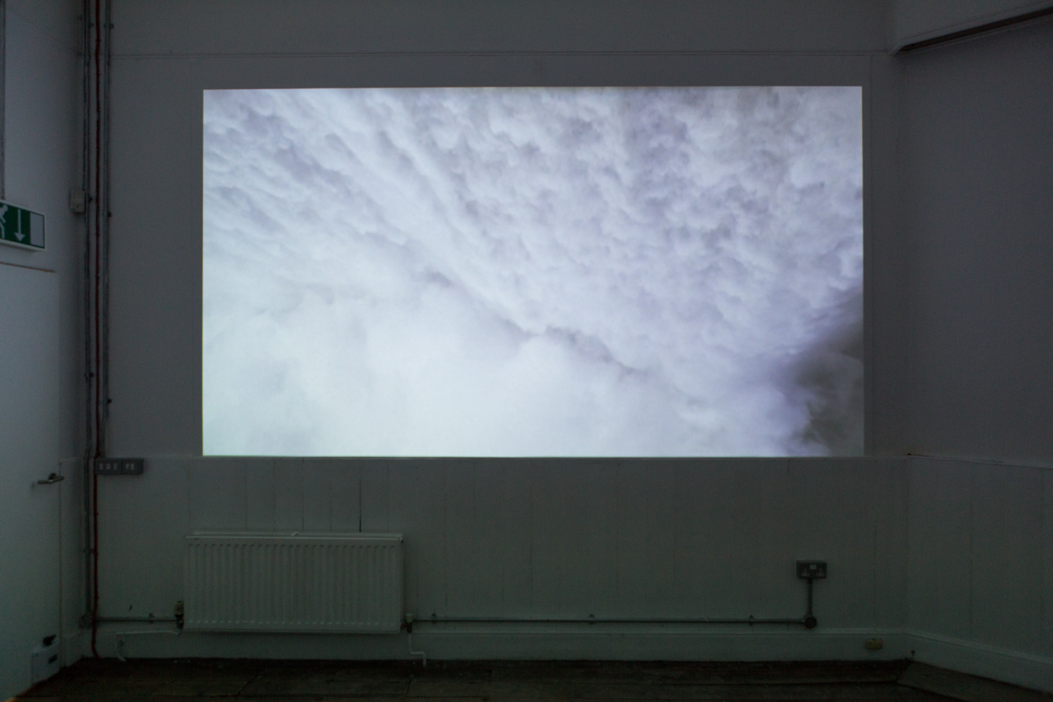 Alex Perweiler  The Wash , 2014 Video Continuous Loop