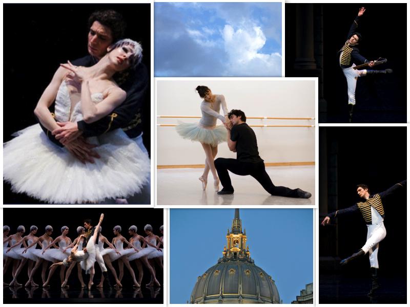 Partnerpictured: Lorena Feijoo   Ballet/Choreographer: Tomasson's Swan Lake  Photographer: Erik Tomasson, Regina Bustillos