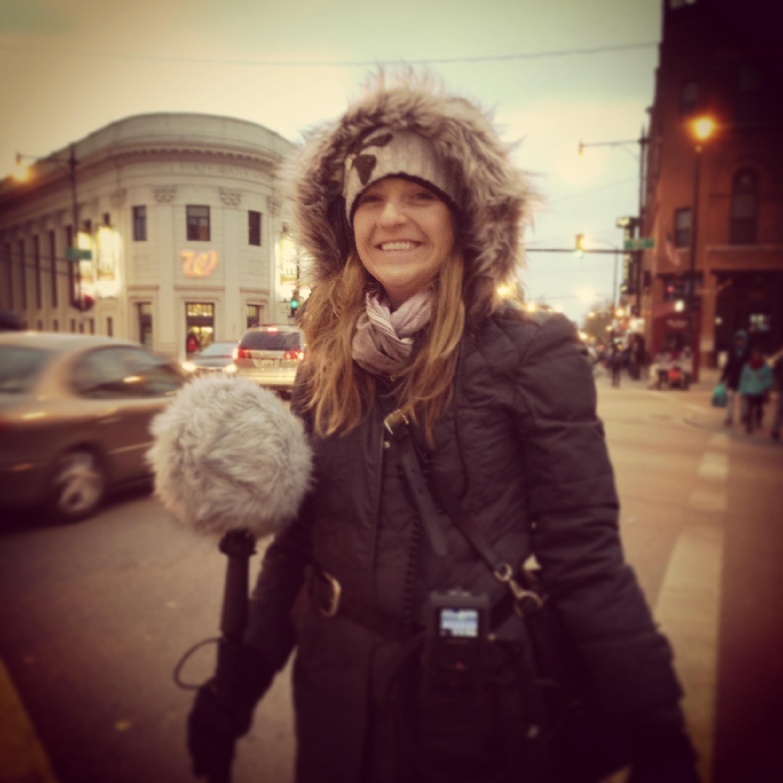 Street Interviews in Chicago