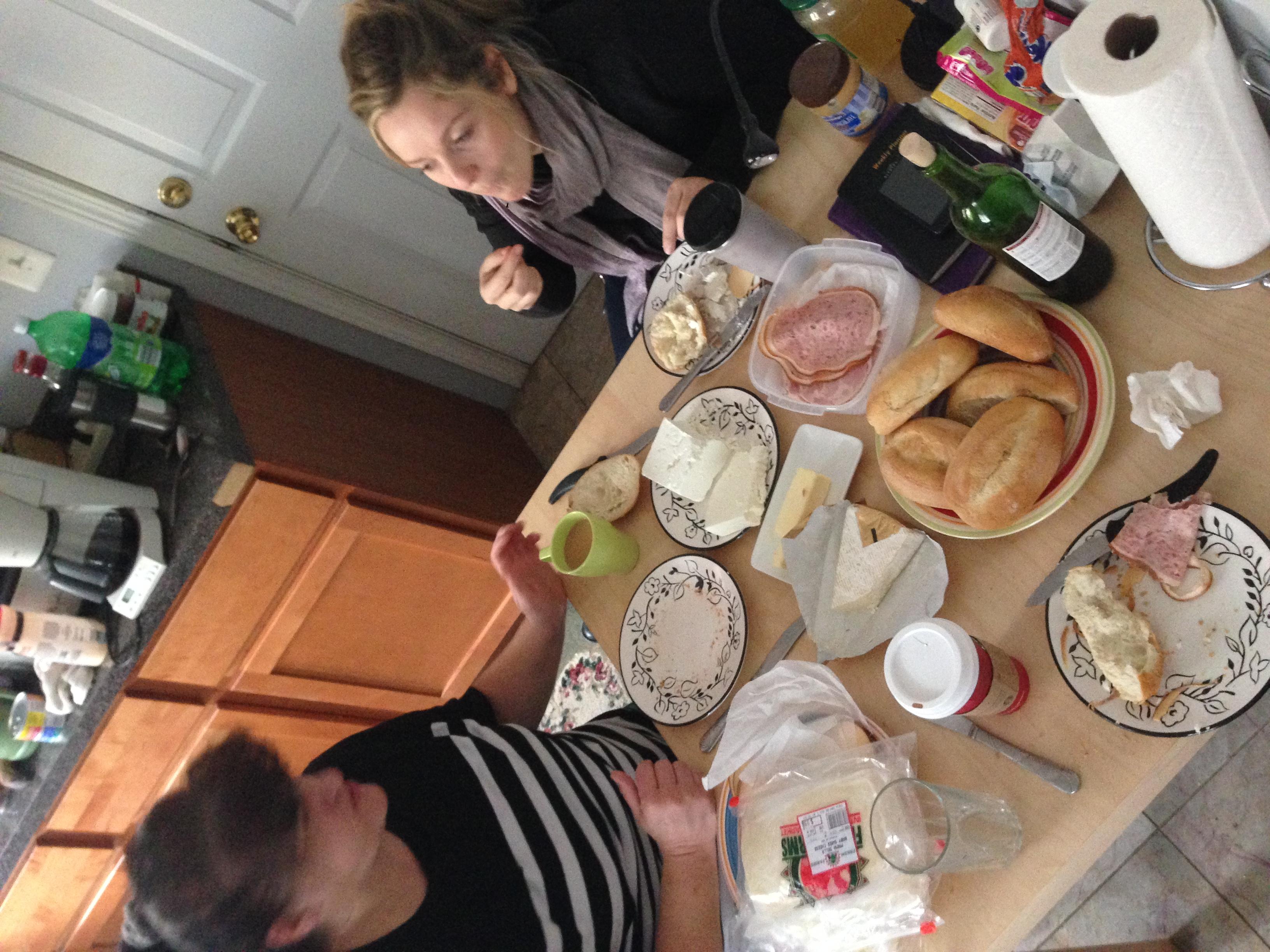 Meal Sharing Host Hanne