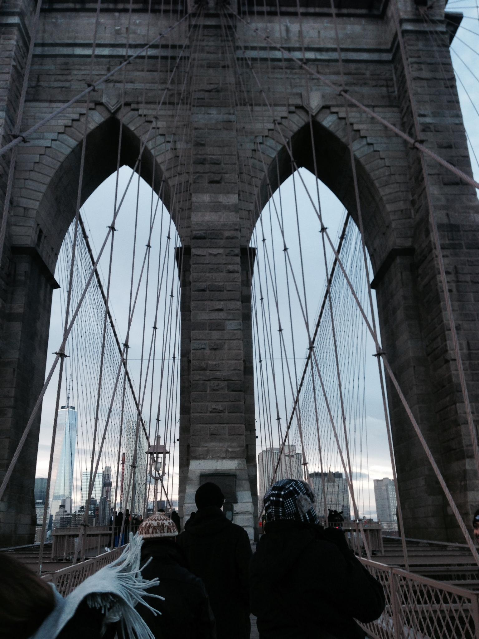 Brookyln Bridge, NY
