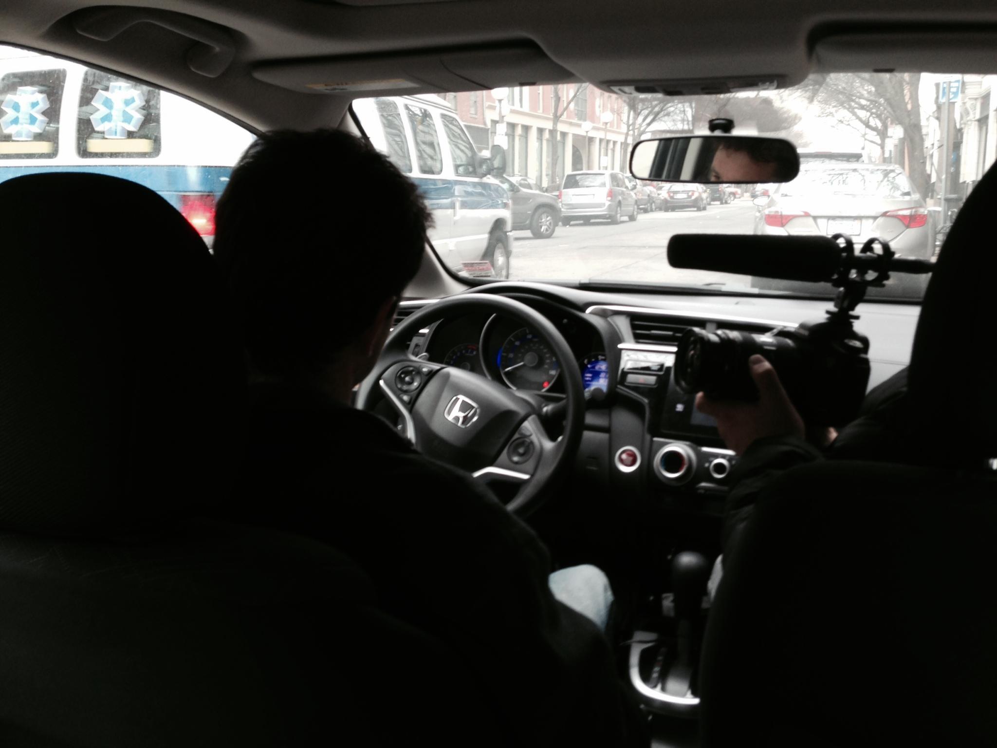 Ride Along with TaskRabbit Marc