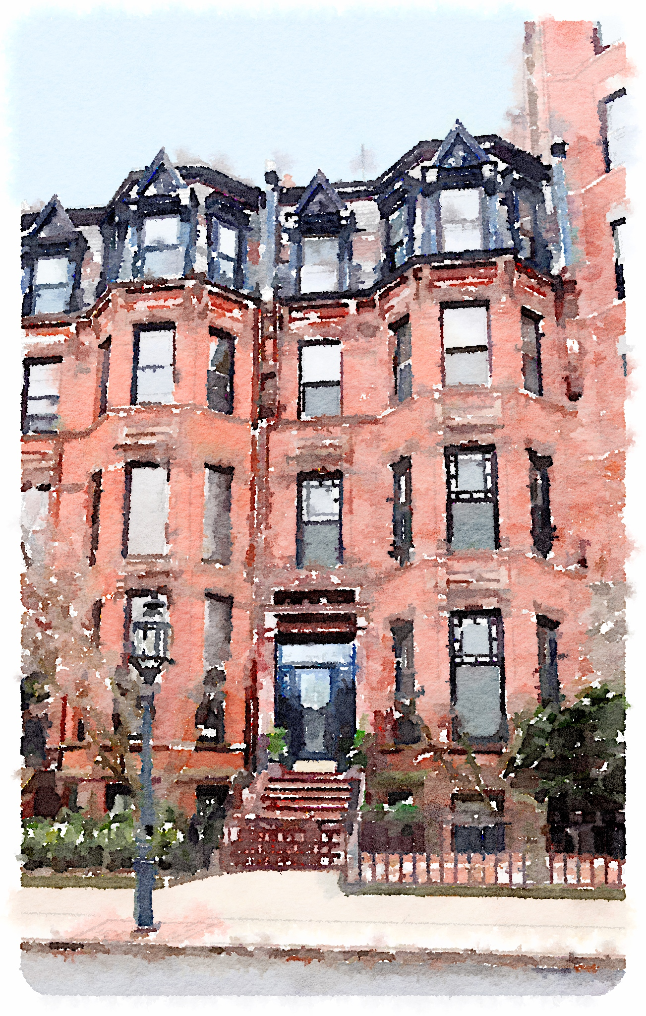 288 Commonwealth Avenue, A Back Bay Brownstone ready to be transformed.  Learn more at  288CommAve.com .