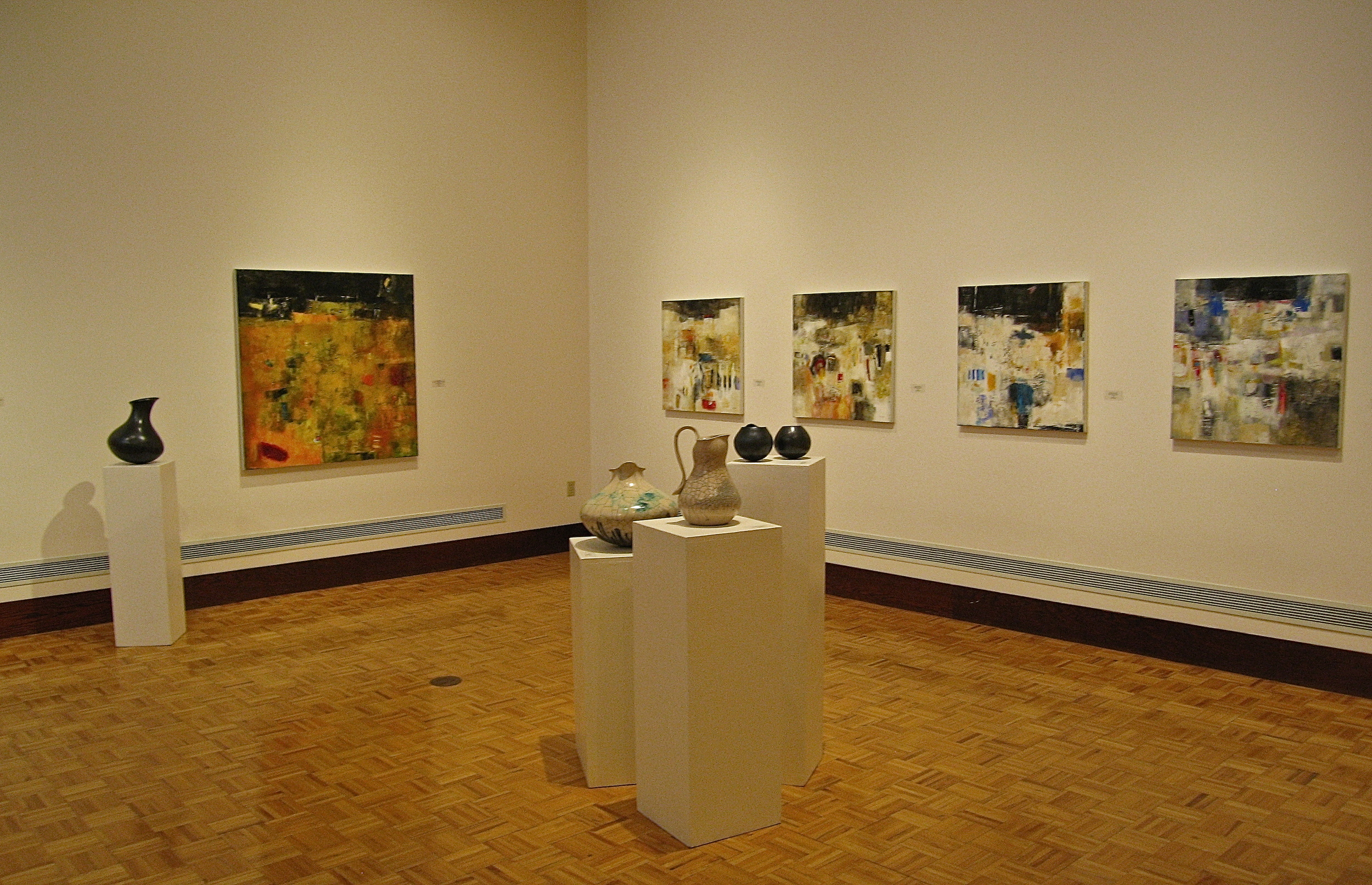Christel DeHaan Art Gallery, University of Indianapois, IN