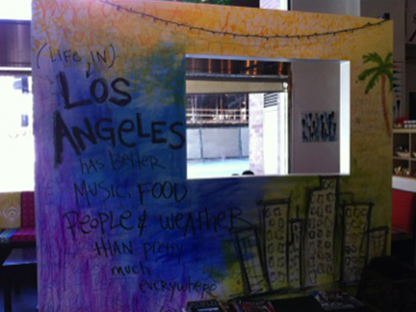 1055 Wilshire Blvd, Los Angeles, 2012 | Photo : Janet Owen Driggs
