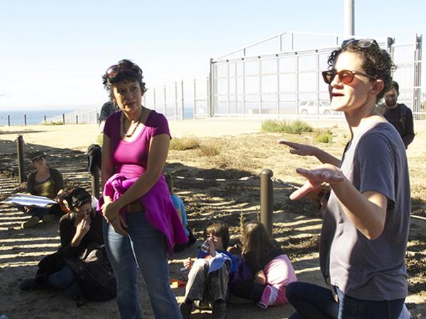 Alessandra Moctezuma and Susanna Newbury | Photo courtesy of Jena Lee