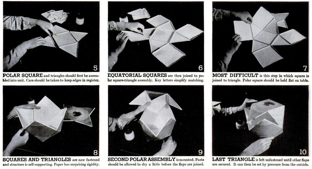 Figure 11 Dymaxion map
