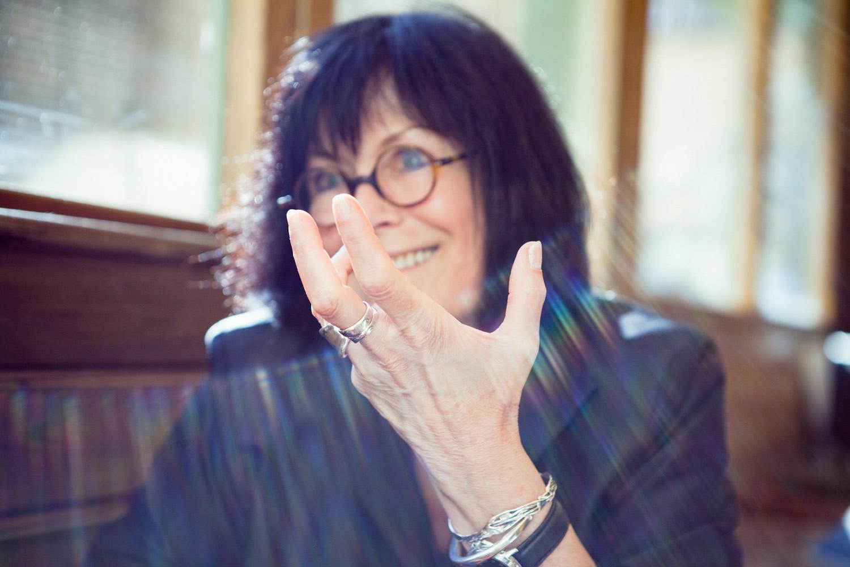 Denise Desautels for the project TIME OUT BCN