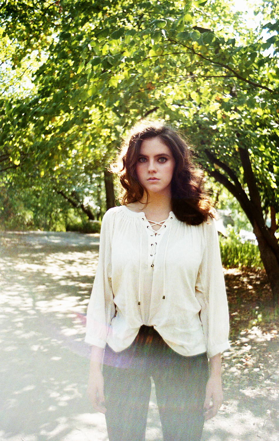 Kara Hayward for  Nylon