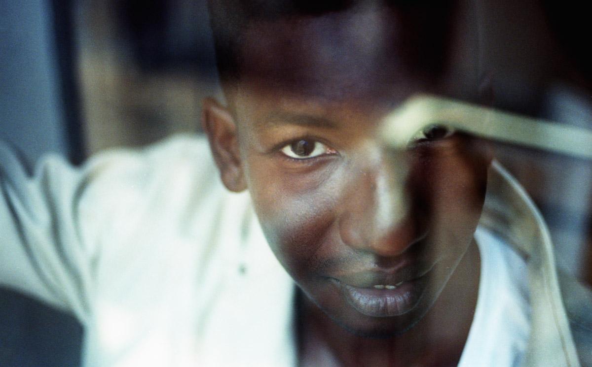 Mamoudou Athie for  Nylon