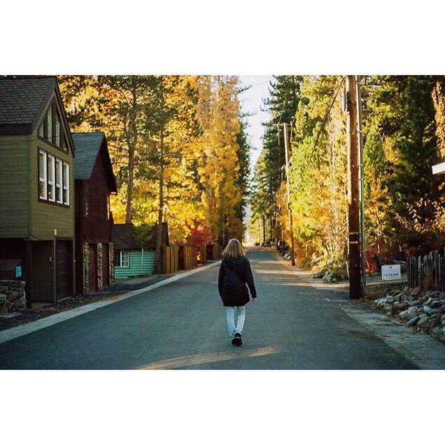 Mum likes Lake Tahoe 1/3 #35mm #filmphotography #leica