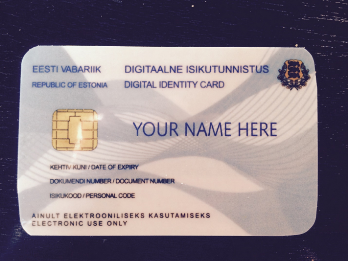 Estonia_ID_Card