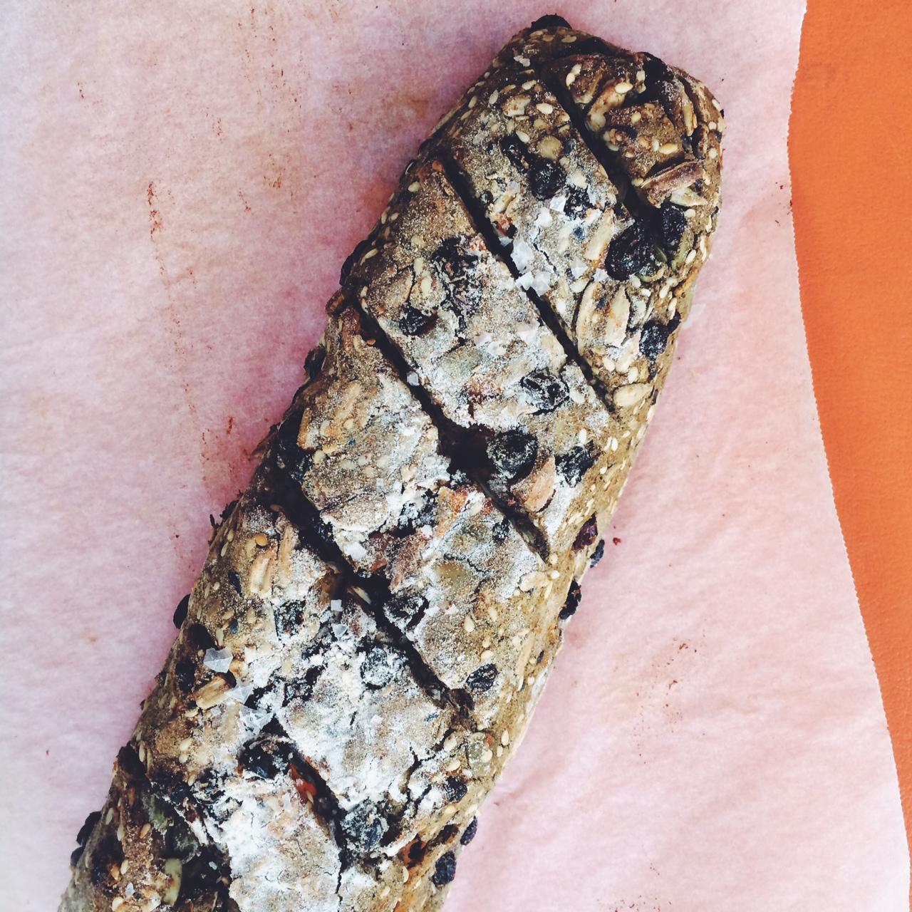 Seedy Sweet Potato Bread