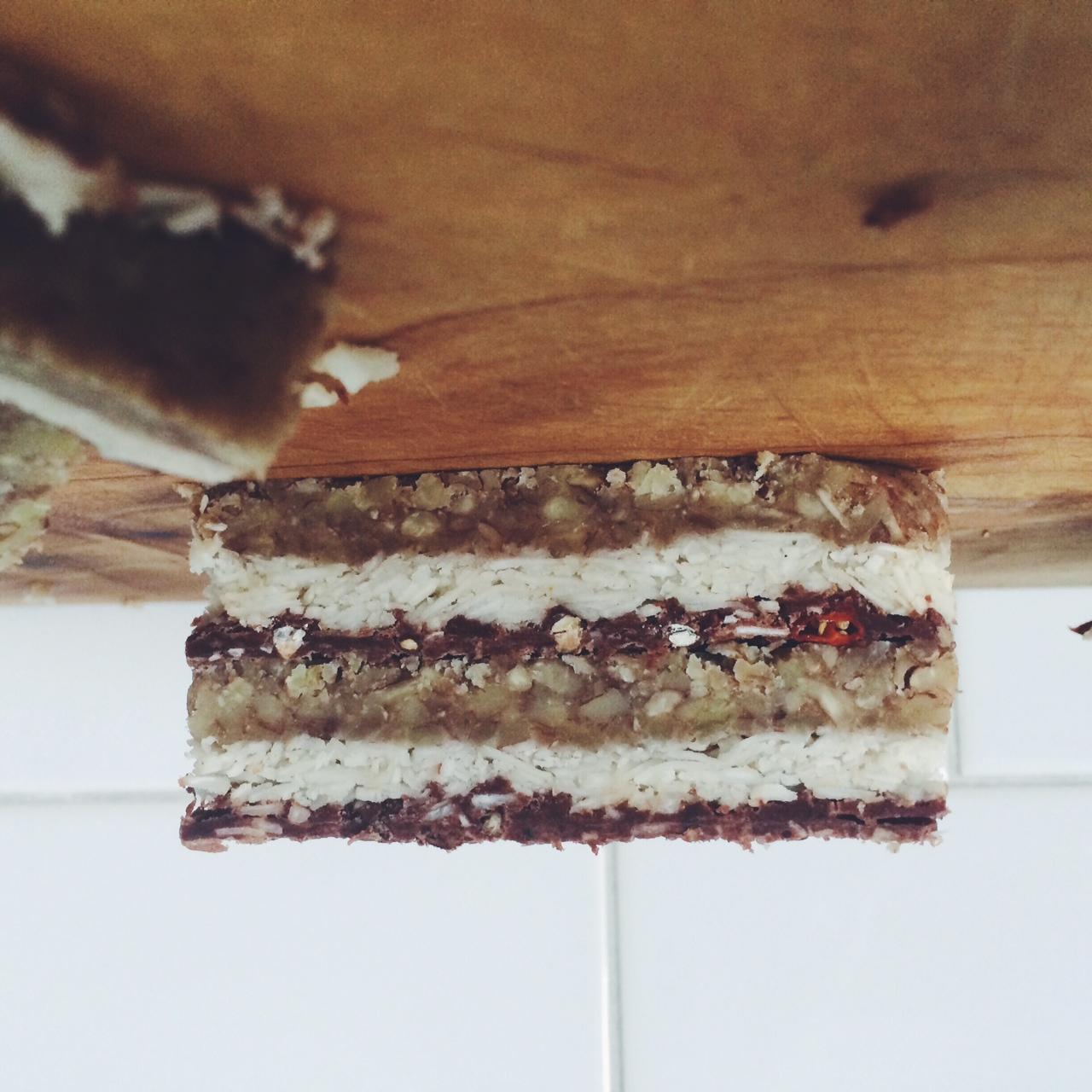 coco crunch bar