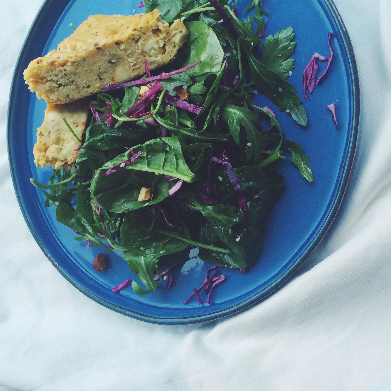 Zucchini Slice Naturo Medico