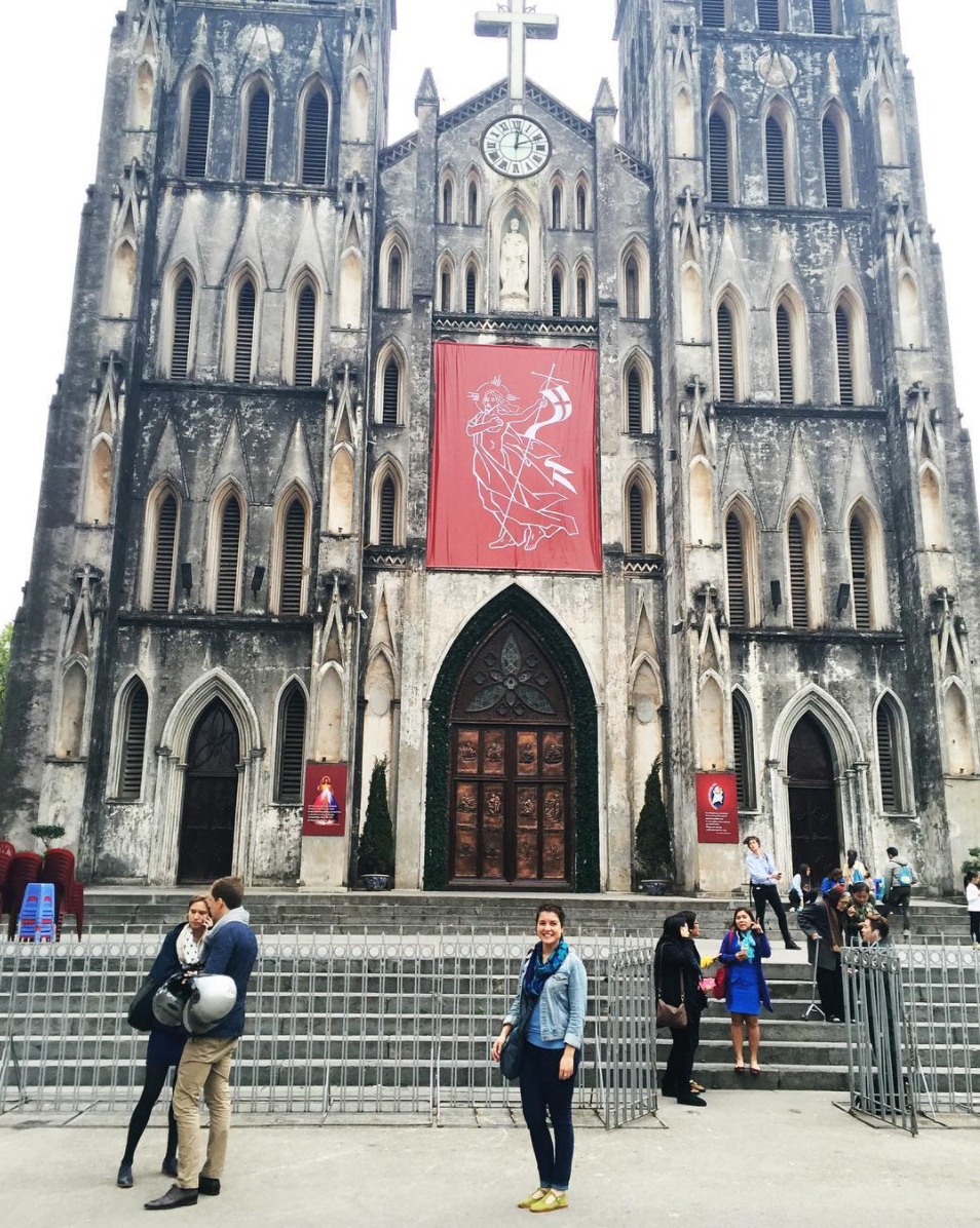 hanoicathedral