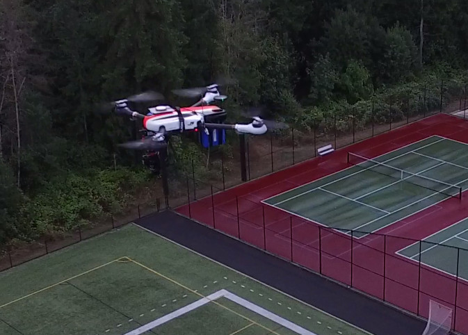 UAS - MCA employs two FAA licensed UAS pilots, and owns two rotary wing unmanned aircraft.The drones are capable of capturing 4K HD video as well as nadir oriented imagery suitable for many applications including very high resolution topographic mapping, NDVI analysis and facility inspection.