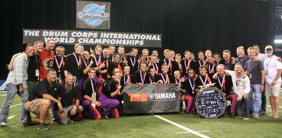 Carolina Crown 2013 - DCI World Champions