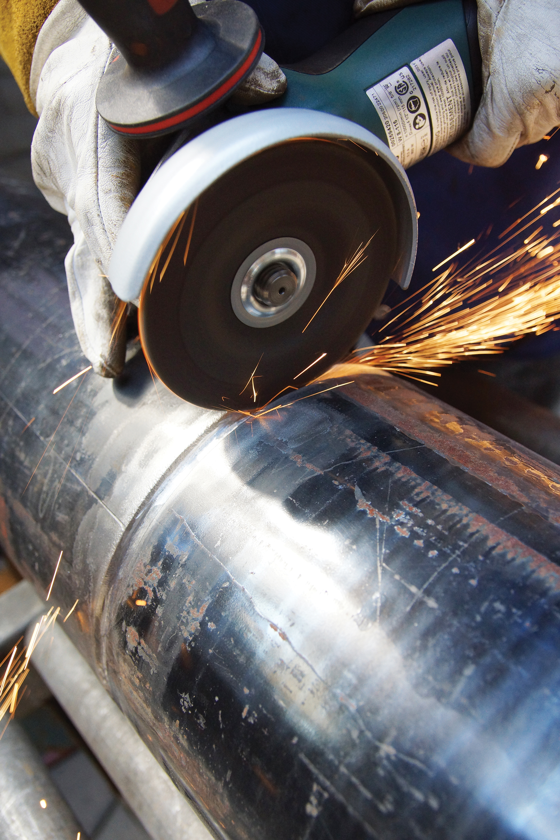 Pipeline, Light Grinding & Cut-Off Wheels Type 27
