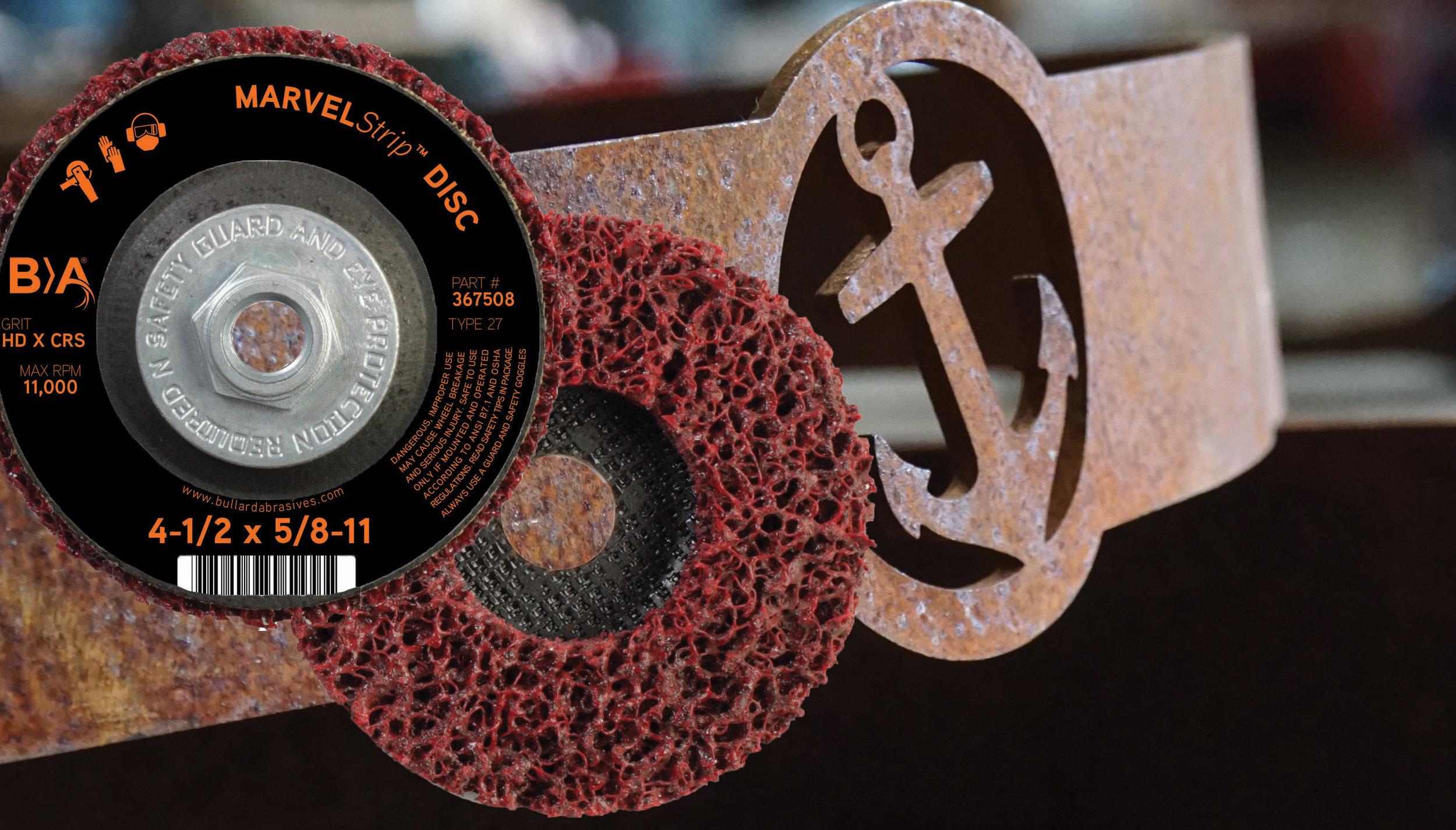 MarvelStrip™ Discs