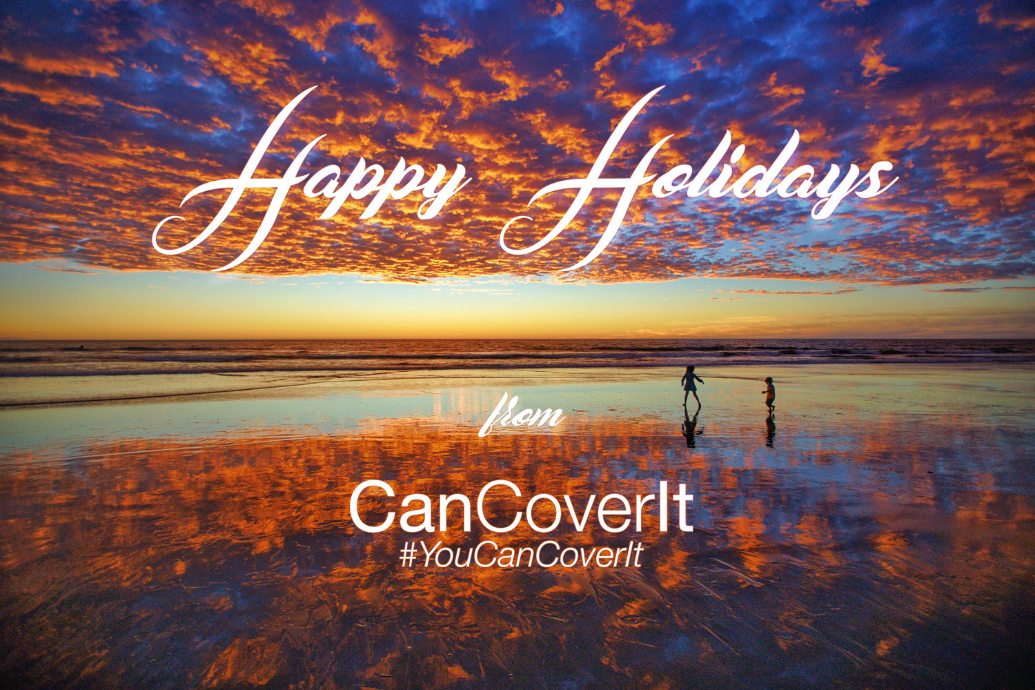 Happy Holidays 2017 from CanCoverIt