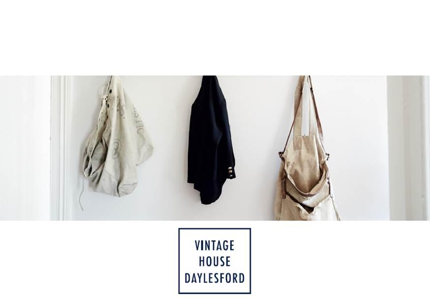 Vintage House Daylesford Gift Voucher