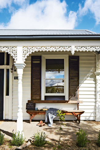 Vintage House Daylesford - Front