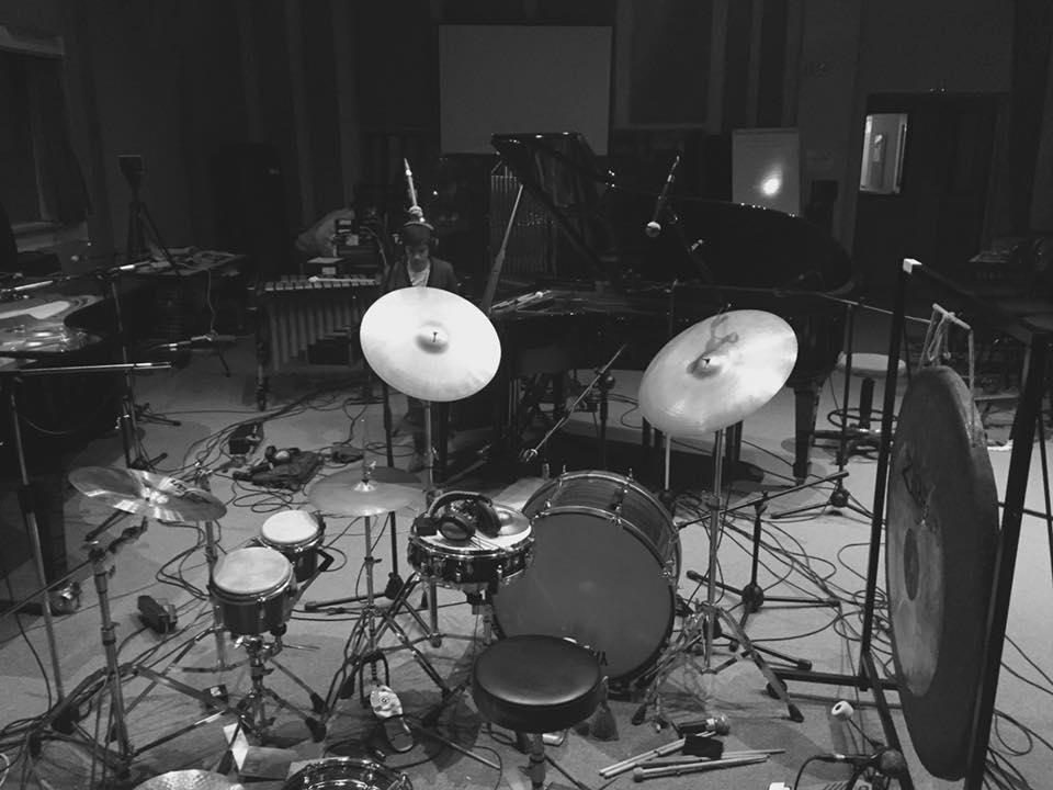 Stephanos Chytiris Bram De looze Athens recording