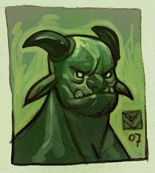 bugglefug_daily_130(green).jpg