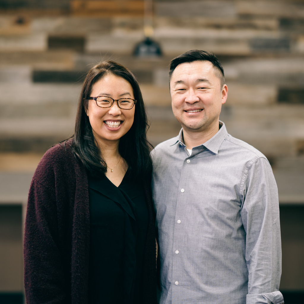ESTHER & WILLIAM KANG    East Coast Regional Pastor – Fairfax, VA
