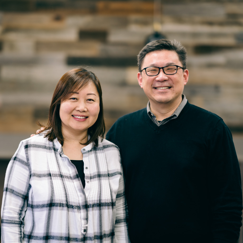 Hope & Peter Choi   Davis, CA