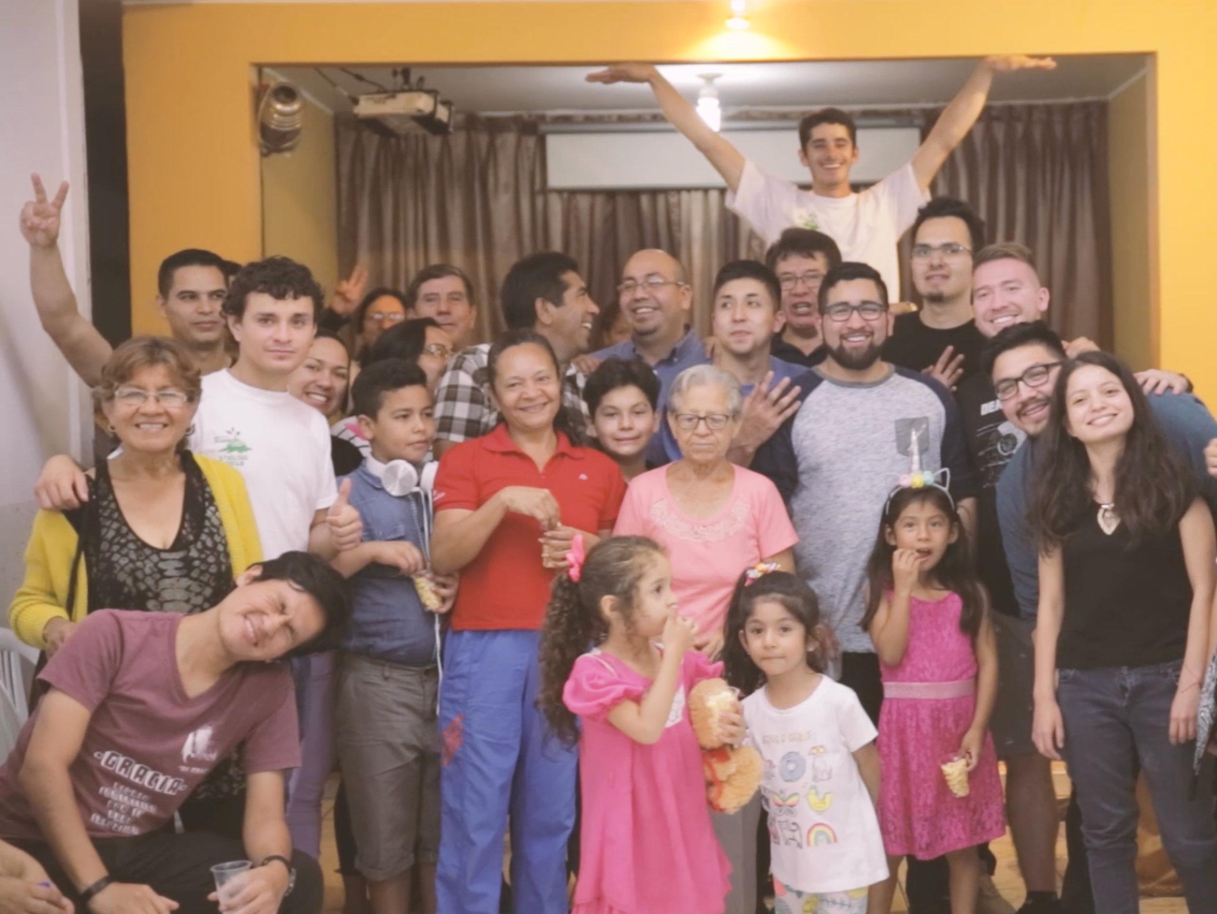 Peru for Jesus - Scouting Trip