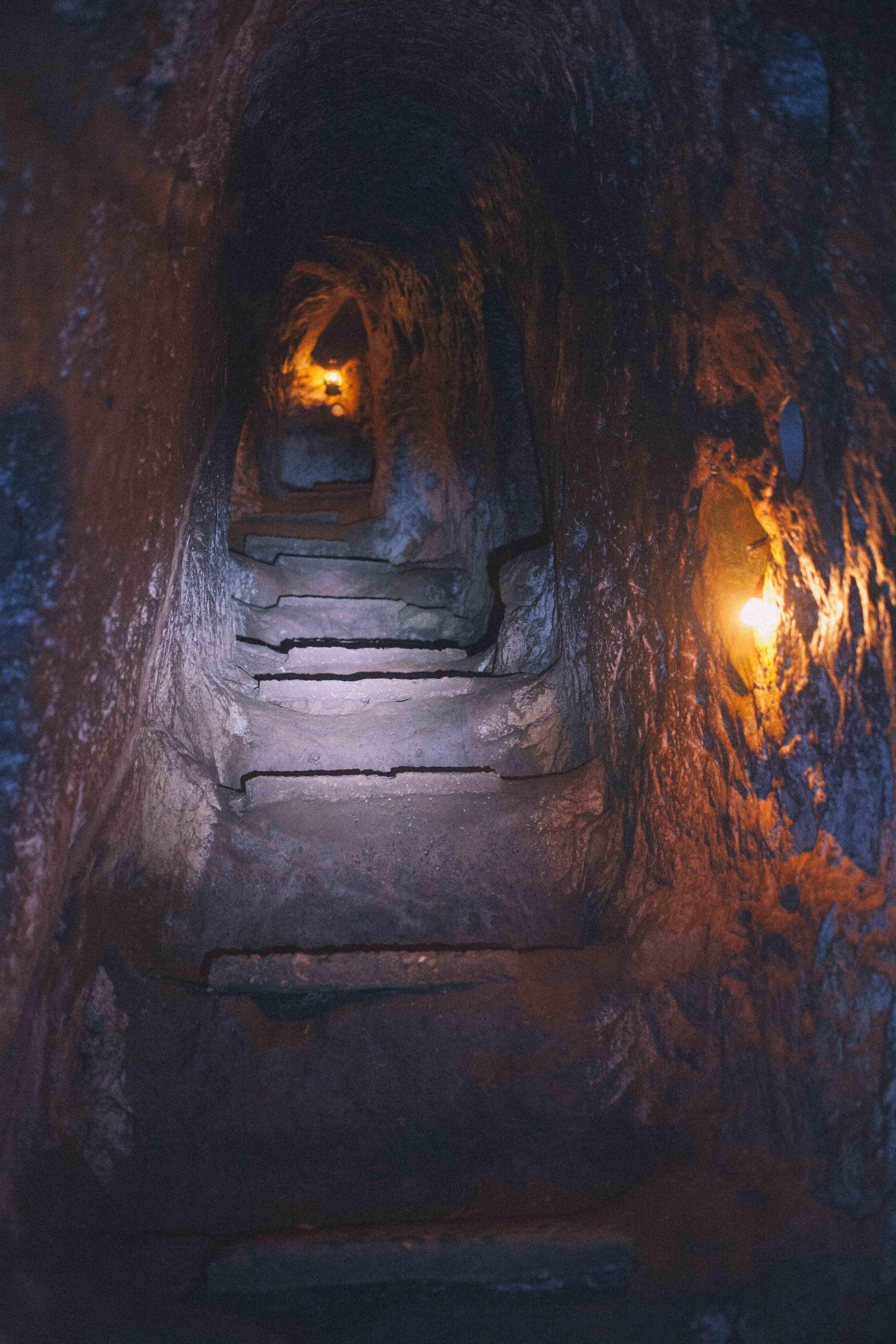 Grover Films   Vinh Moc Tunnels Vietnam
