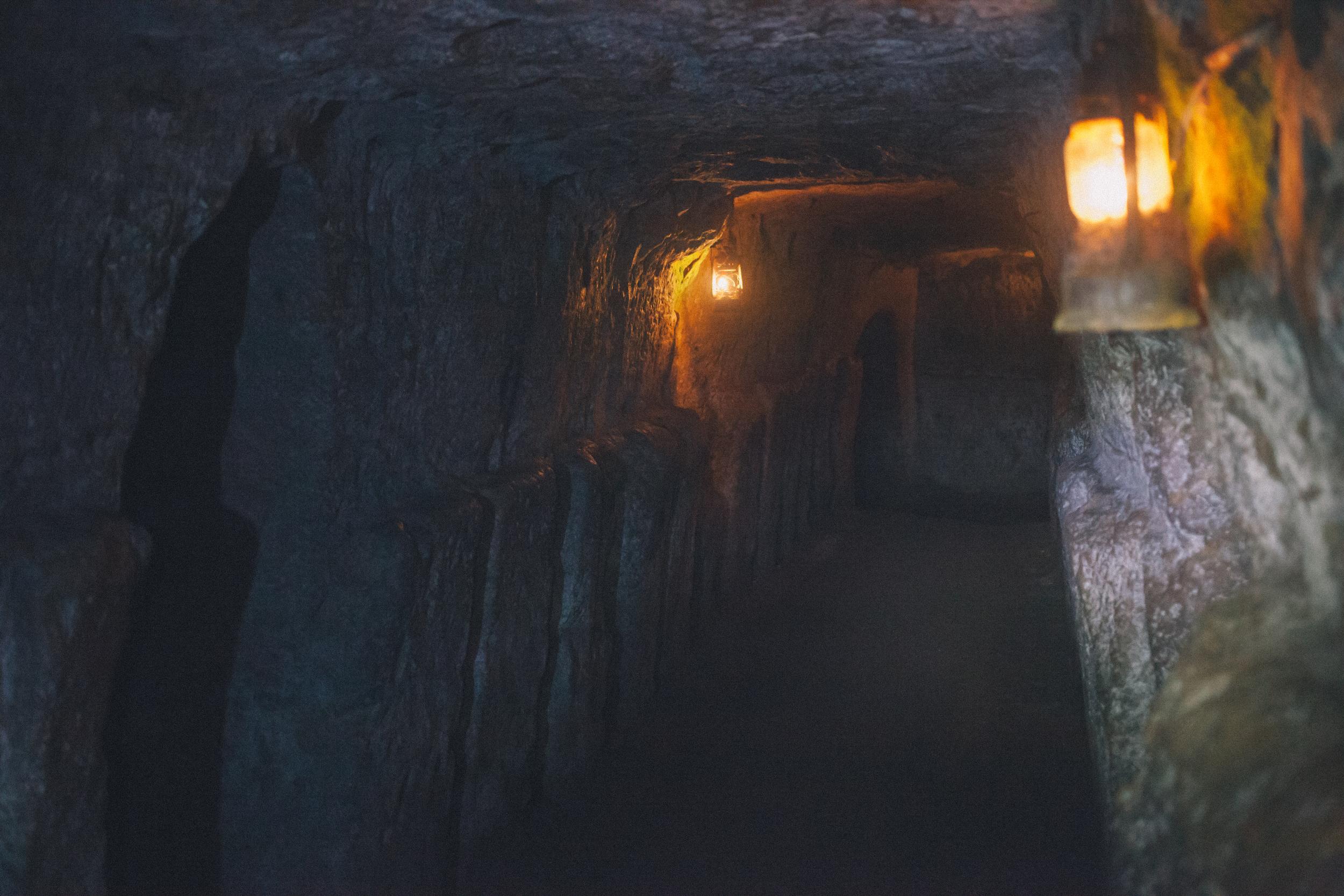 Grover Films   Vinh Moc Tunnels
