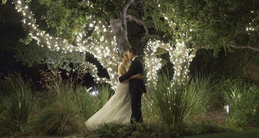 Carmel Wedding film