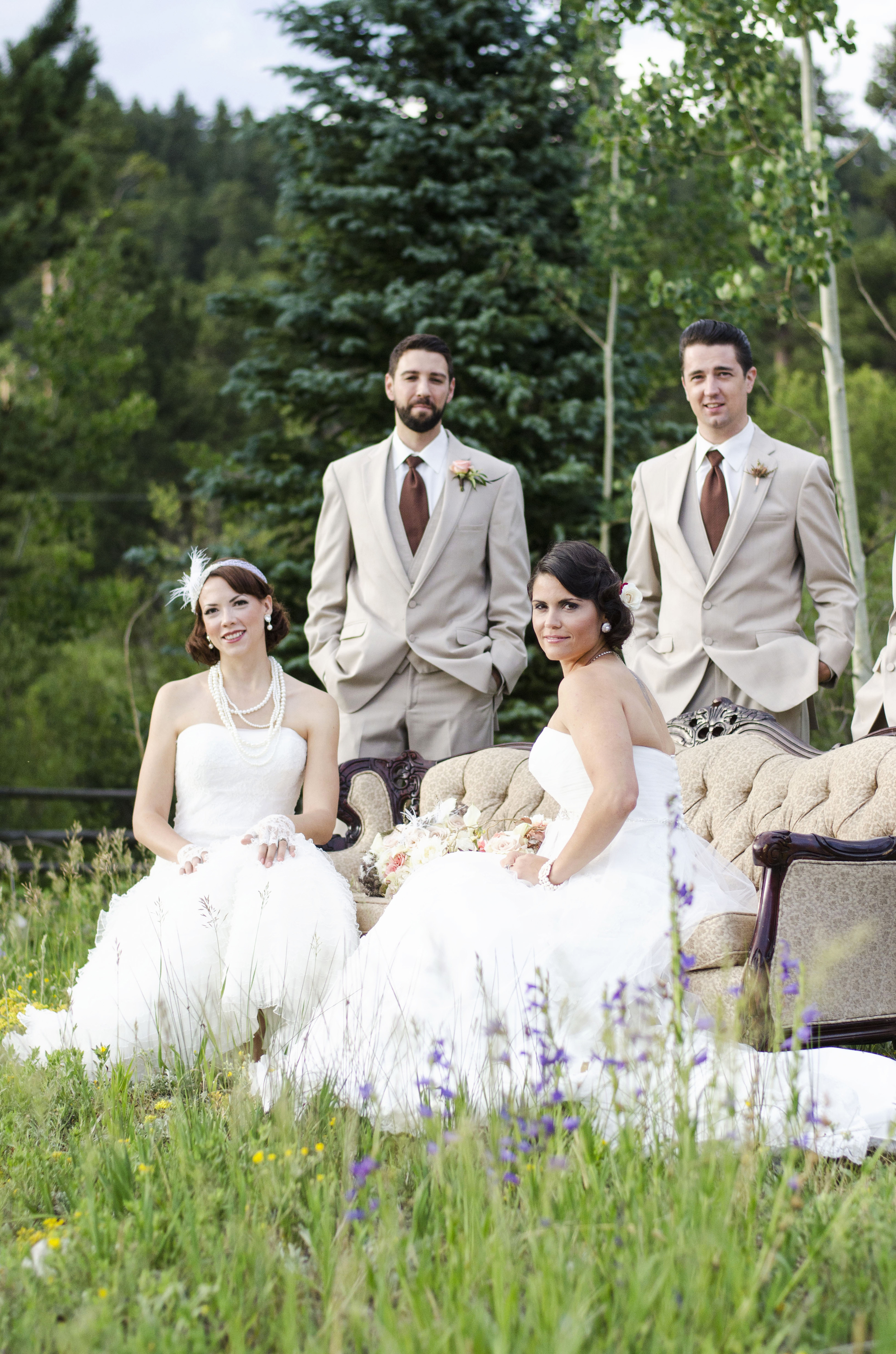 Photo by Jennie Crate of  Green Blossom Photography