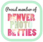 Are you a member of the Denver Photo Betties? Grab a badge for your site!
