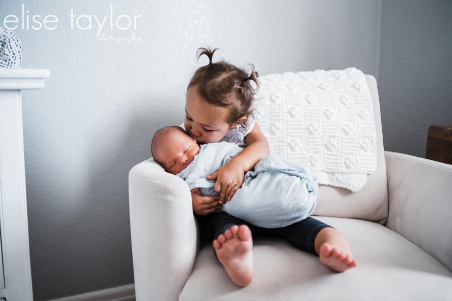 Greeley Lifestyle Newborn Session