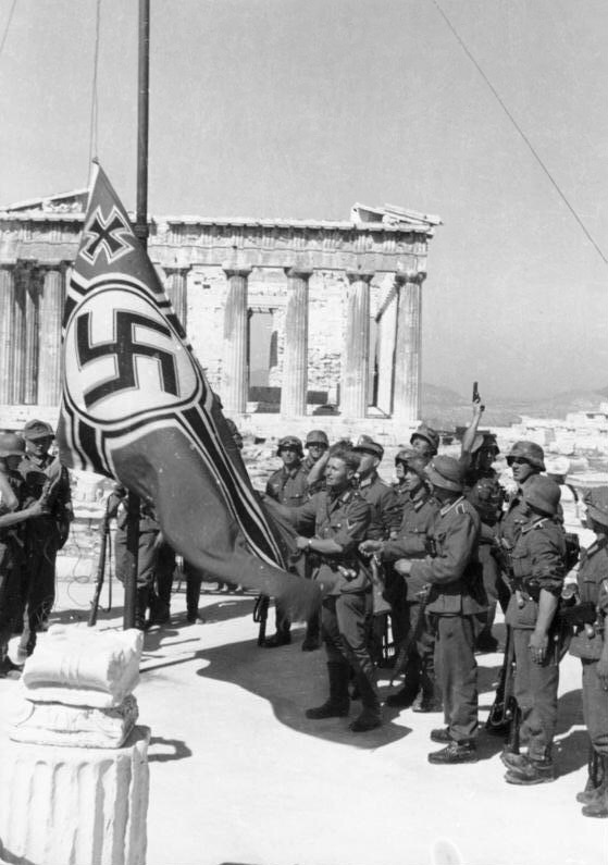 An inconvenient truth - Germany must still be reminded of its past