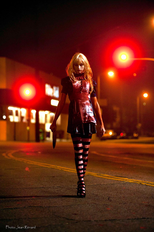 4am Los Angeles, Alice had a rough night