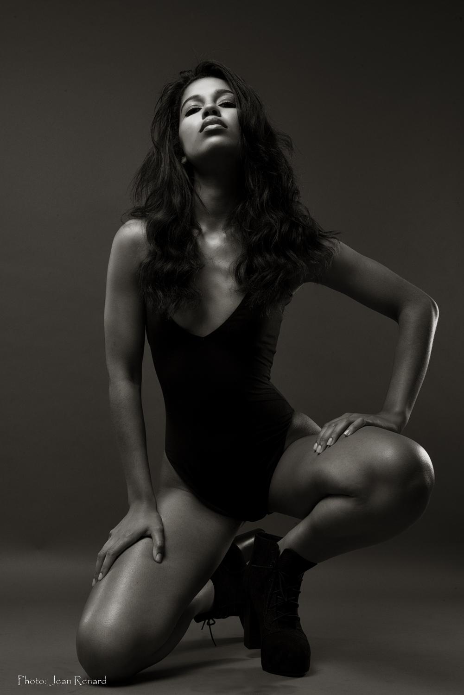 Alana Monteiro Model testing