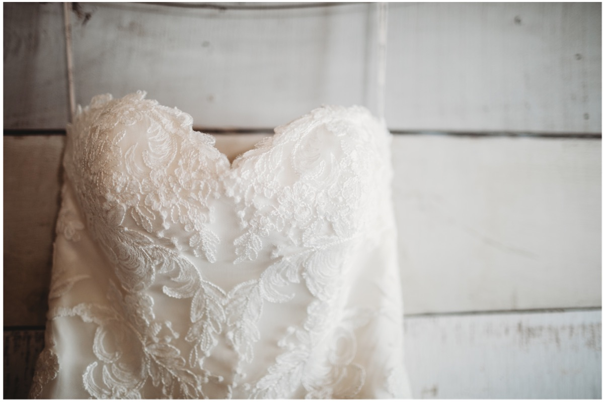 Lace details are my fave!