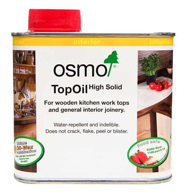 OSMO Kitchen and Workbenches Natural Hardwax Oil